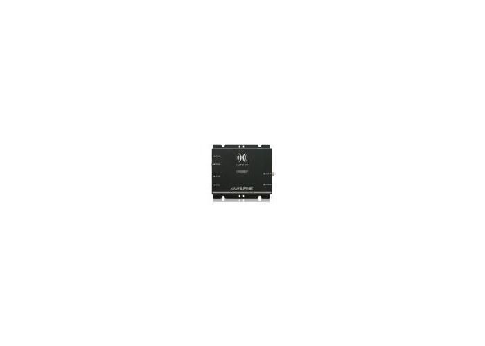Автомобильный звуковой процессор ALPINE MediaXpander,Количество полос параметрического эквалайзера 5...